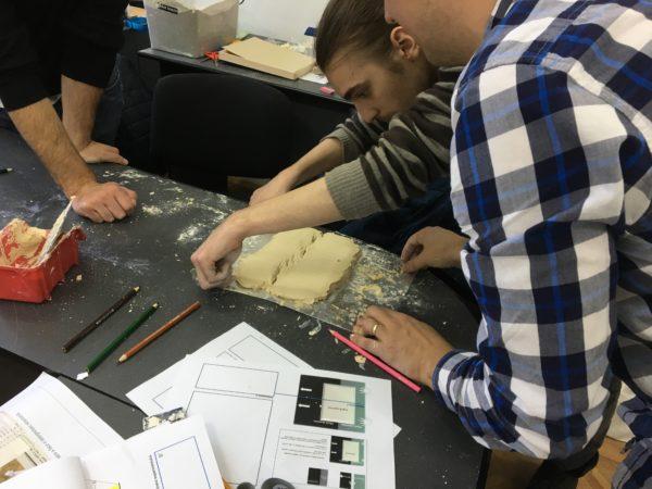 Curs practic de Geologie structurală cu aplicații în explorarea hidrocarburilor (decembrie 2016)